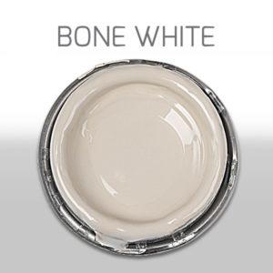 BONE-WHITE